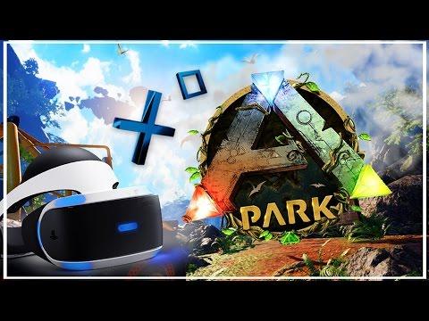 """ARK PARK! - """"NUEVO JUEGO EXCLUSIVO DE PS4 VR"""" (Que les parece?)"""