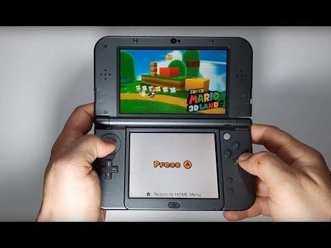Super Mario 3D Land   The New Nintendo 3DSXL