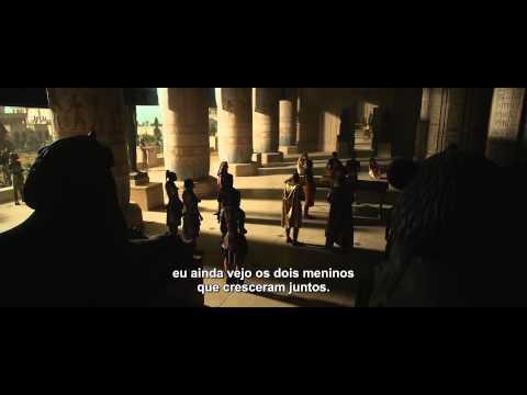 Êxodo Deuses e Reis Exodus Gods and Kings, 2014   Trailer HD Legendado1