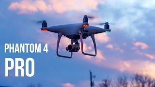 DJI Phantom 4 Pro Review & Comparison - Shoots 4K @60FPS Video!