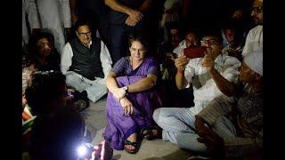 Jail me, but won't leave without meeting victims: Priyanka dares Yogi govt