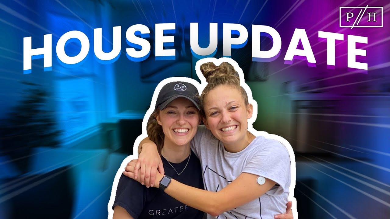 HOUSE UPDATE VLOG