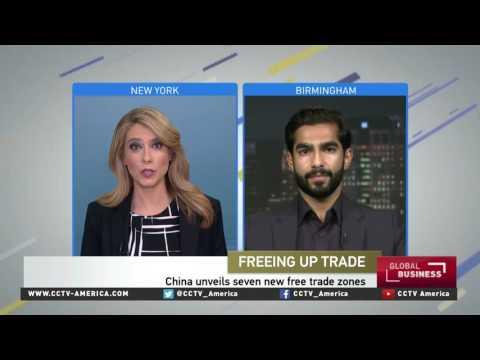 Ankur Patel discusses free trade zones