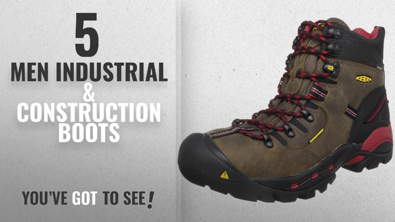 59cdc6ab3f6 Keen Work Boots [ Winter 2018 ] | New & Popular 2018