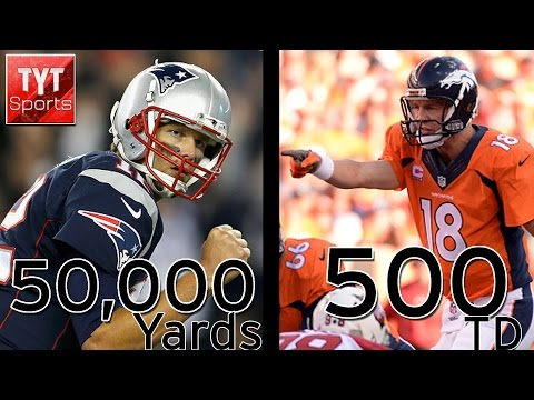 Manning and Brady Reach Milestones, Who is Better?