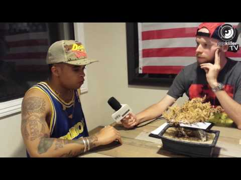 Bobby Brackins - interview pt 2, on: Tinashe, Diplo, DJ Mustard, Anderson .Paak (Popkiller.pl)