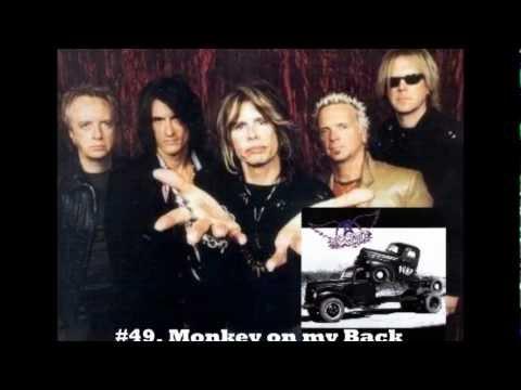 The Top 50 Aerosmith Songs