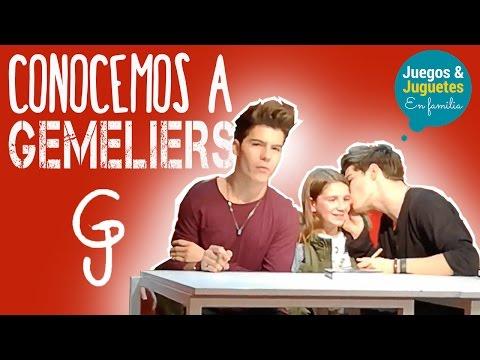 Vlog Conocemos A Gemeliers Dia De Chicos Juegos Y Juguetes En