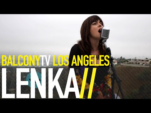 LENKA - BLUE SKIES (BalconyTV)