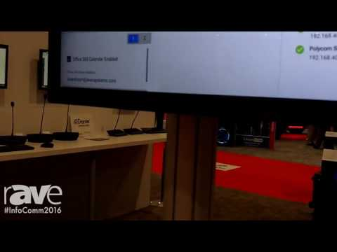 InfoComm 2016: Aveo Systems Intros Mira Connect Conferencing Solution