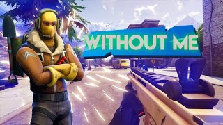 """Fortnite Montage - """"Without Me"""" (Hasley Cover by Alec Chambers)"""
