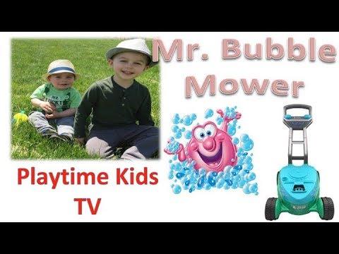 Mr Bubbles Mower