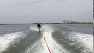 Fish Attack's Water Skier's Crotch!
