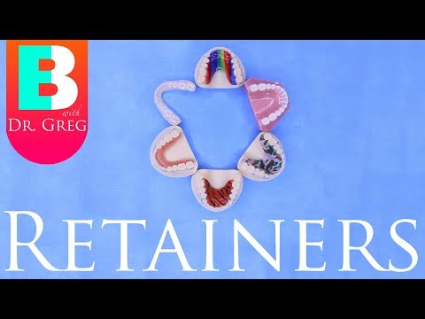 Retainers After Braces / Invisalign