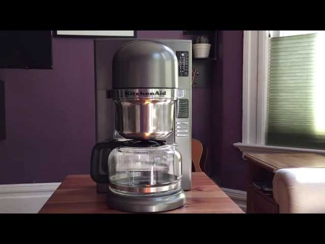 The maker odea go 14cup saeco coffee can