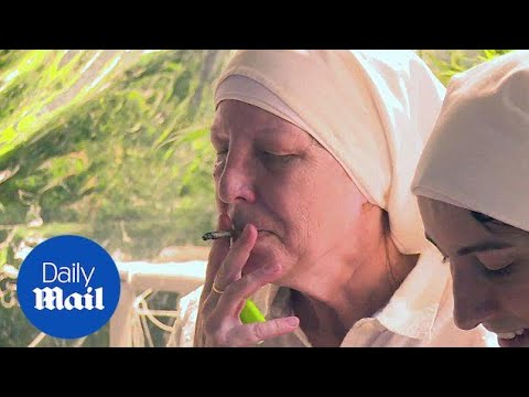 Weed-growing nuns hope to heal the world with marijuana - Daily Mail