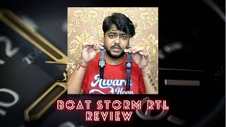 GhoomKetu | Boat Smart Watch Storm RTL Review | Best Affordable Smart Watch