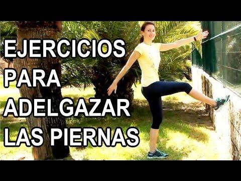ejercicios cardiovasculares para adelgazar piernas gruesas