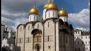 успенский собор московского кремля видео
