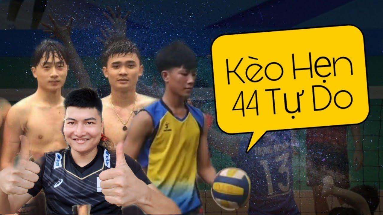 Bóng Chuyền Độ Anh Sơn | Kèo 44 – Team Cây Chanh vs Team Hùng Sơn –  Kịch Tính Rượt Đuổi 35/33