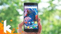 Nicht langweilig: OnePlus 3 Review!