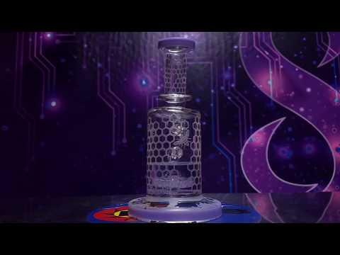 Elev8 Glass Function - Kick Back The Bees Dab Rig