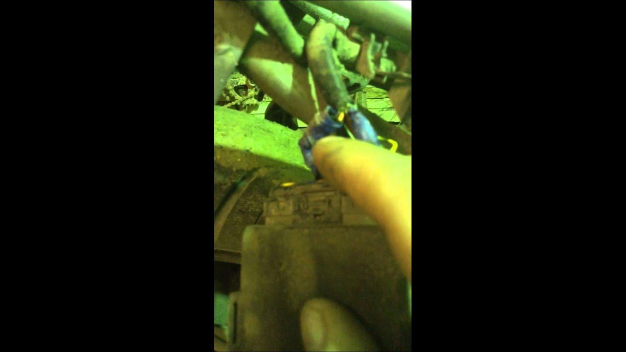 Самодельный ограничитель проскочить цепи додж стратус 2.7 третья  часть