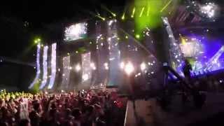 Tom Swoon & Stadiumx - Ghost Nicky Romero Live @Ultra Europe 2014 | GoPro