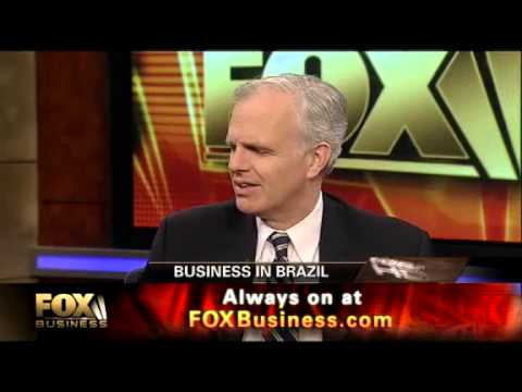 Azul Airlines CEO on Business in Brazil   Video   Fox Busine