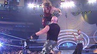 Kane vs. Albert - Intercontinental Championship: SmackDown, June 28, 2001