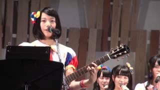 2014年8月2日 AKB48チーム8、アオーレ長岡にて。 長久玲奈ちゃん多めに...