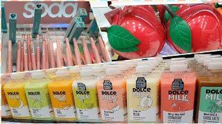 летуаль магазин уходовая и декоративная косметика soda dolce milk обзор весь ассортимент апрель