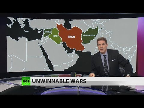 4 Reasons US Would Lose War W/ Iran (Full Show)