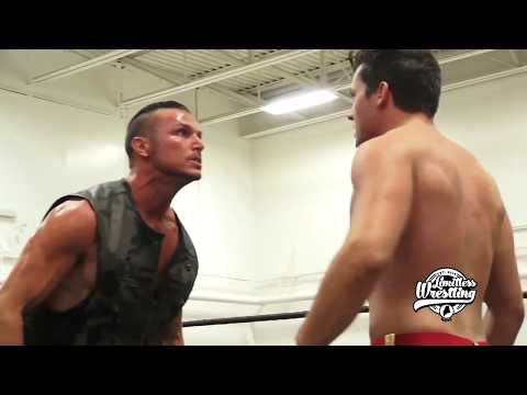 """Luke Robinson vs. Cam Zagami - Limitless Wrestling """"Nothing Gold Can Stay"""" (Tough Enough)"""