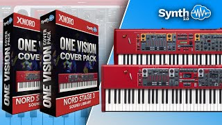ONE VISION - Queen Cover Pack Sound Bank for Nord Stage 2 2 ex ( Synthonia - Fabio )