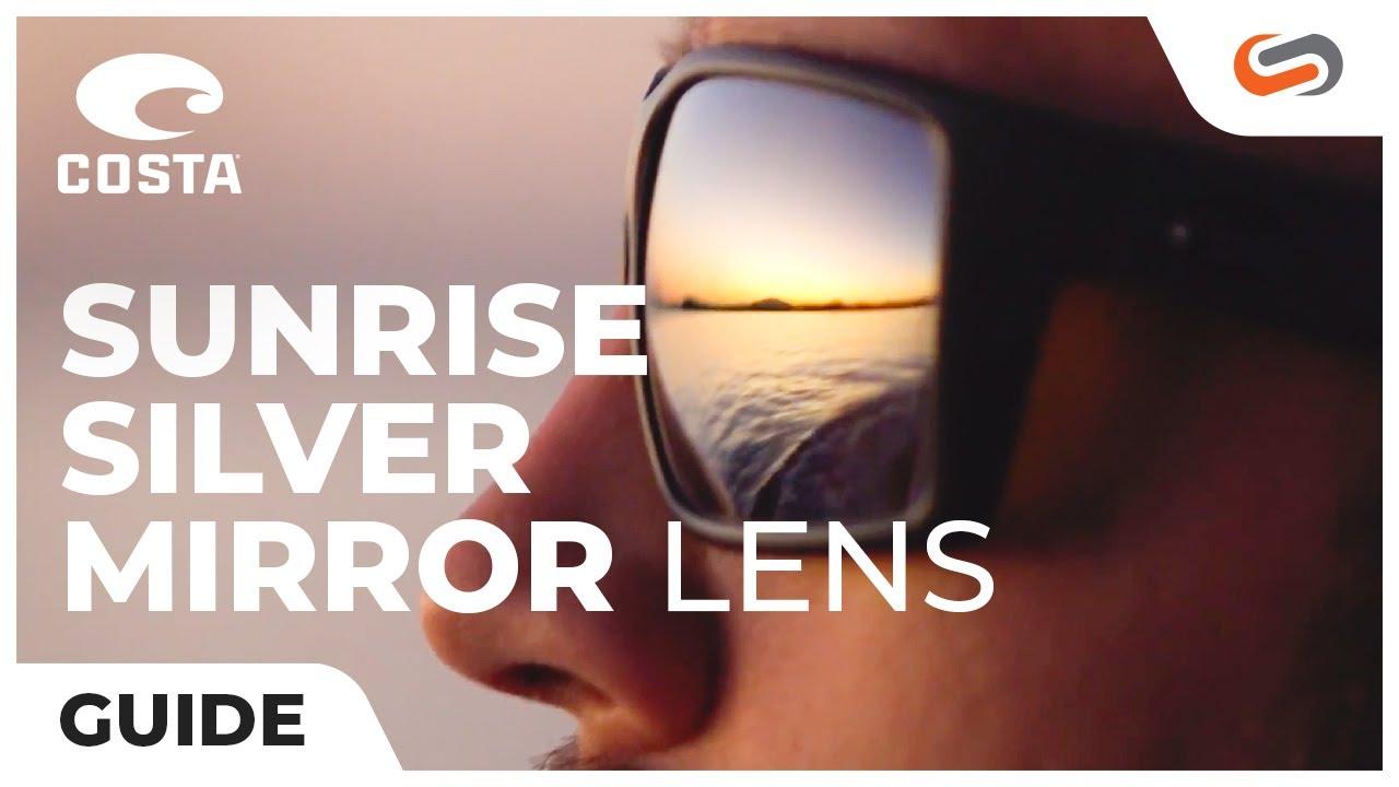 b1070aef2e Costa s New Sunrise Silver Mirror Lens