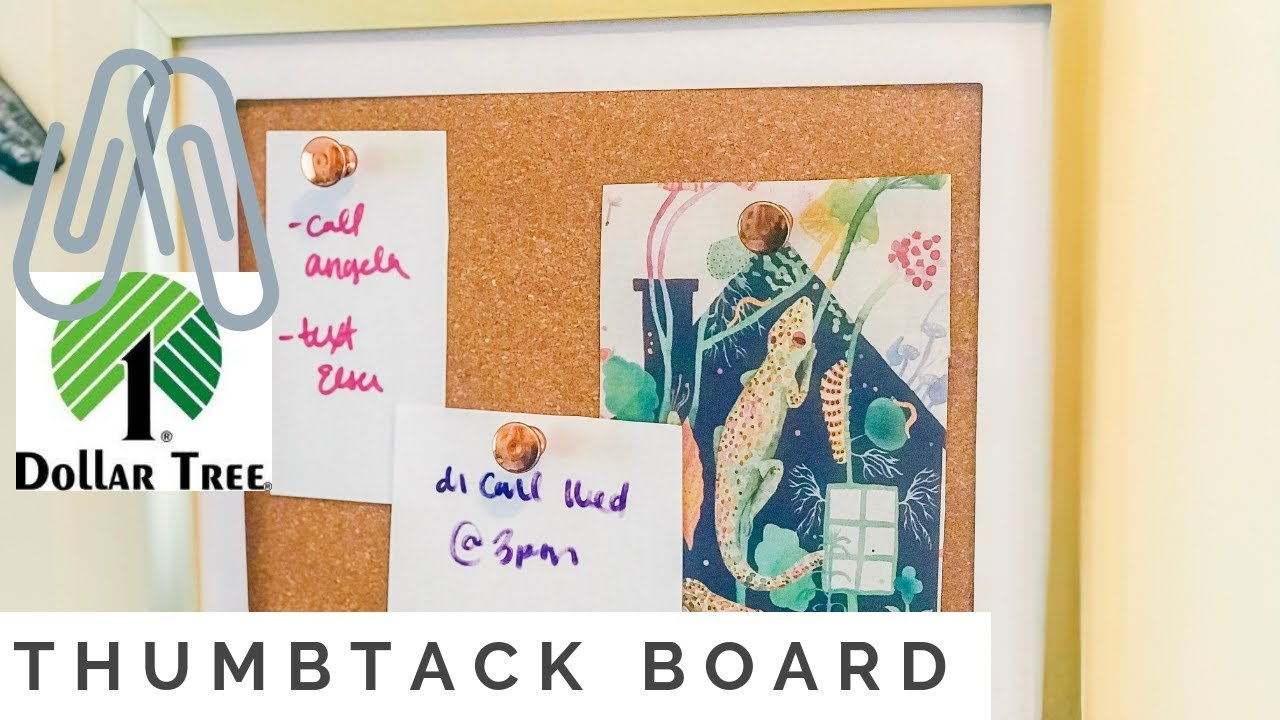 Decorative Bulletin Boards Dollar Tree Diy Bulletin Board Ideas 2019