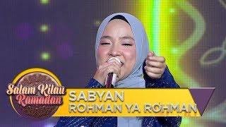 SAMPAI NANGIS Nissa Sabyan Salam Kilau Ramadhan