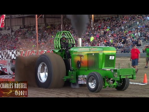 Download NTPA Truck and Tractor Pulling! 2021 Allegan County Fair Pull