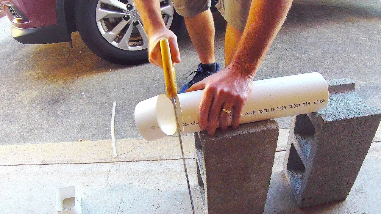 How to Cut PVC Pipe Easily - A Guide by Mechanopedia