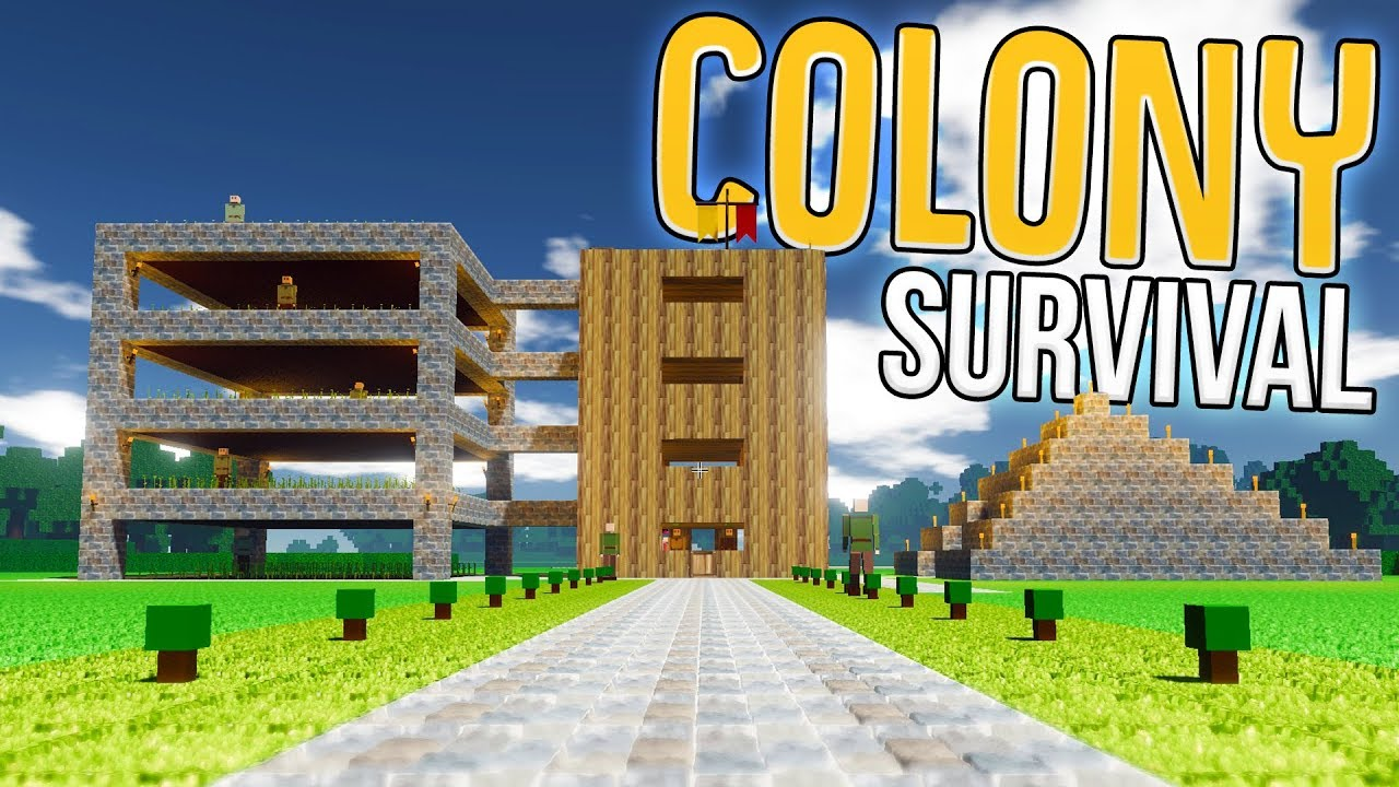 colony survival download