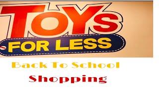 Back To School Shopping By Dua Maryam