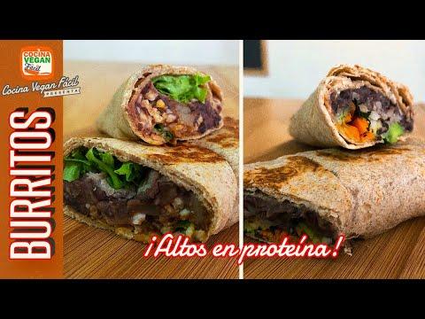 burritos-¡altos-en-proteína!---cocina-vegan-fácil