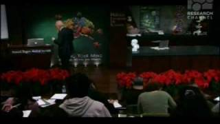 Eric Kandel - Mapping Memory In the Brain (5-6)(THE BRAIN, MIND & CONSCIOUSNESS lectures)
