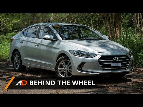 2017 Hyundai Elantra 1.6 GL AT Review AutoDeal Behind the Wheel