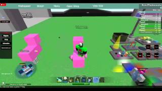 Roblox how to make a flying pig