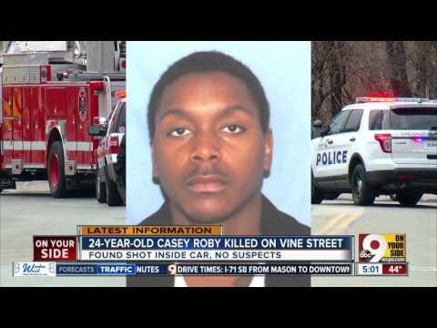 4 unrelated shootings hit Cincinnati on Thursday