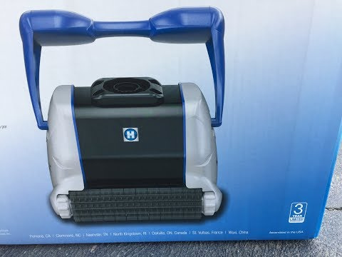 Hayward Tiger Shark Robot How to Instal & Maintain. Also my review of this robotic pool cleaner