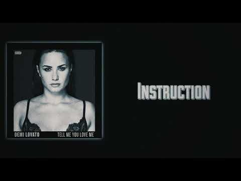 Jax Jones - Instruction (feat. Demi Lovato & Stefflon Don) [Slow Version]