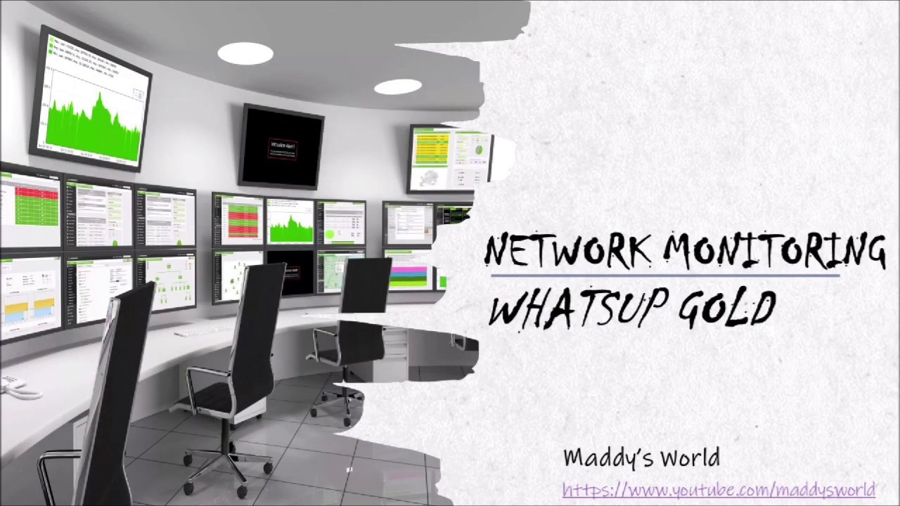 Network Monitoring - Made Easy with WhatsUp® Gold
